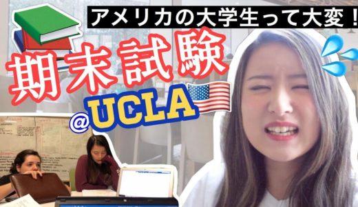 勉強大変〜😱 アメリカ大学生のストレス発散法!〔#698〕#ちか友留学生活