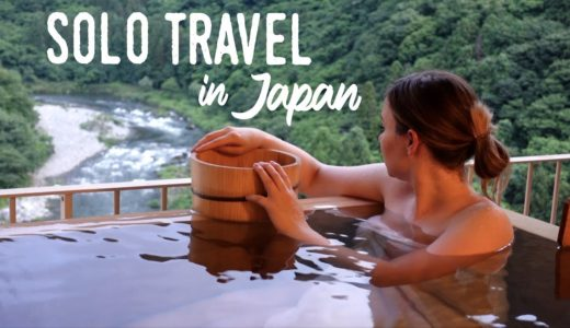 Travelling Alone to Fukushima, Japan 🇯🇵 Relaxing Onsen Getaway